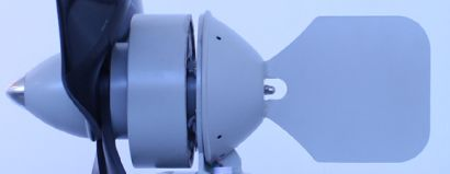 domestic wind-turbine unit